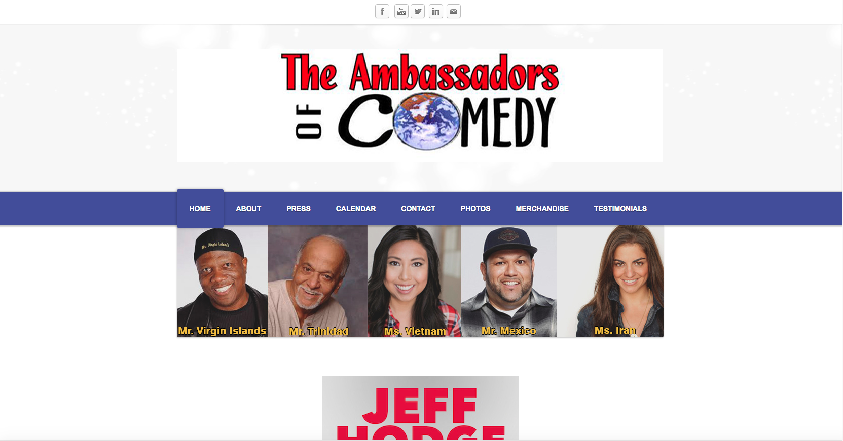The Ambassadors Of Comedy